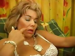 french hairy mature femdom and young slave oral tube porn video