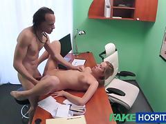FakeHospital American doctor fucks sexy nurse tube porn video
