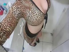Greek Girl Plays Alone With Passion tube porn video