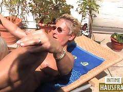 Alte Blonde Lesben tube porn video