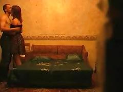 Horny Homemade clip with Brunette, Russian scenes tube porn video