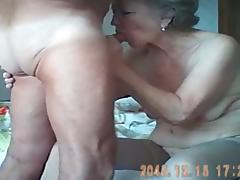 Grandparents in bedroom tube porn video