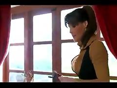 British Milf Dominates A Slave tube porn video