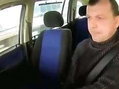 Wicked girl Backseat Fuck tube porn video