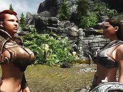 FUTAonFUTA tube porn video
