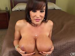 Lisa Ann is a cougar that needs that hard cock to get off tube porn video