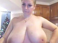 I LOVE HUGE NATURAL BOUNCING FUCKING BOOBS tube porn video