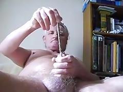 9.8mm X 200mm inserting tube porn video