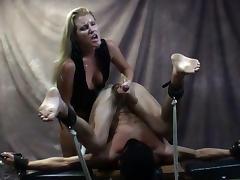 Mistress Ashley Edmonds Milks her Sex Slave for a Self Facial - MeanHandJobs tube porn video