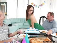 Sexiest Birthday Gift Ever! tube porn video