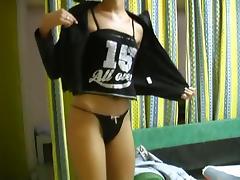 Cute German amateur teen having Sex tube porn video