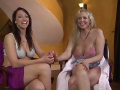 Nicki Hunter & Julia Ann & Julie Ann in Lesbian Sex #06 tube porn video