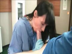 Excited mom takes big cock in POV tube porn video