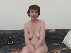 Sofia in Amateur Movie - AuntJudys tube porn video