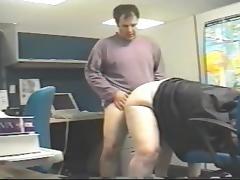 UK BBW Office Interview tube porn video