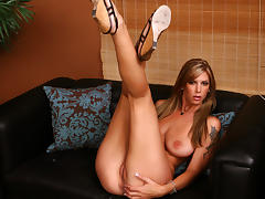 Brooke Banner & Alex Sanders in My Sister's Hot Friend tube porn video