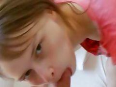 Hardcore teen bang with her cameraman tube porn video
