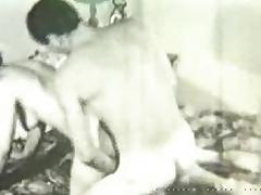 horny chick 1 - 60s tube porn video