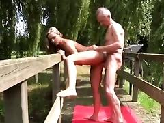 Cookies and cream bbw full length Naked on a bridge in a pub tube porn video