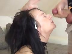 Not so shy couple fuck and cum compilation tube porn video