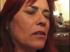 French Lesbia Milf tube porn video