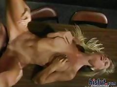 These sluts got a facial tube porn video