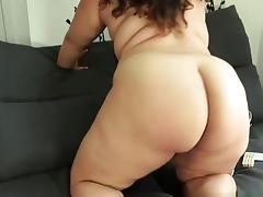 Curvy Casting Couch tube porn video