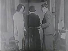 a psychic - circa 40s tube porn video