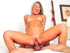 Anthony Rosano in Horny Grannies Love to Fuck #09, Scene #02 - DevilsFilm tube porn video