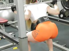 Yes!!! Fitness hot ASS hot CAMELTOE 40 tube porn video