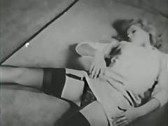 striptease from 60s tube porn video