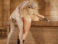 Monster sex tube porn video
