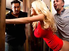 Kayla Kayden & Keiran Lee in Sexo con el Ex es el Mejor - Brazzers tube porn video