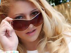 Jessi Stone in Perfect Poolside Blowjob - ShesBrandNew tube porn video