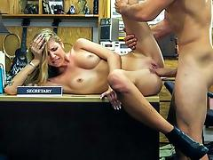 Selling it all, even that ass! - XXXPawn tube porn video