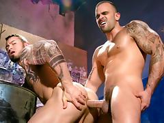 Damien Crosse & Seven Dixon in Under My Skin - Part 2 Video tube porn video