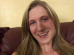 His black dick is so big it makes this white girl scream tube porn video