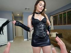 Dani Daniels was never doggy-plowed in such a pleasurable way tube porn video