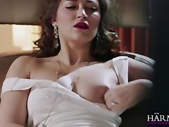 Dani Daniels takes Natalia Starr for a trip tube porn video