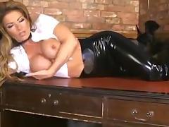 Lynda Leigh Boots And Leggings tube porn video