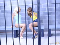 Getting the hard banging in the prison is exactly what they deserve! tube porn video