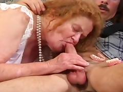 An Old Woman Gets Banged Hard tube porn video