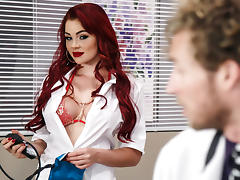 Skyla Novea & Michael Vegas in When A Doctor Needs Help - Brazzers tube porn video