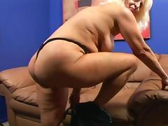 Naughty Granny fuck deep and hard. tube porn video
