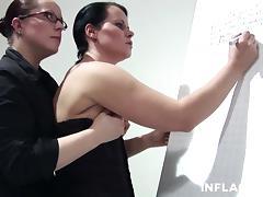 Fisting Mature Lesbians tube porn video