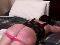 Caned tube porn video