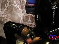 bondage queen leather catsuit japan bebe rubber cosplay tube porn video
