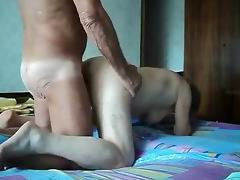 Grandpa grandma tube porn video