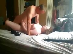 Missionary and Doggy Fun for Hot Girl tube porn video