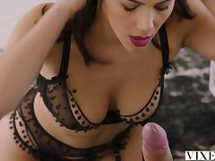 VIXEN Hot Valentina Nappi seduces her married boss tube porn video